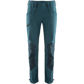 Klättermusen M's Misty Pants Dark Deep Sea